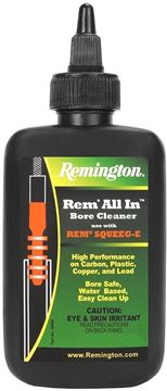 Picture of Remington Gun Care, Cleaners & Solvents - Brite Bore Solvent, 2oz Bottle