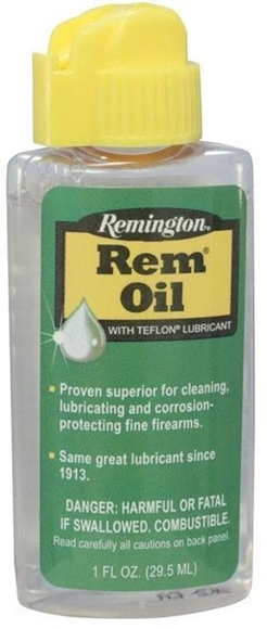 Picture of Remington Gun Care, Oils & Lubricants - Rem Oil, 1 Oz
