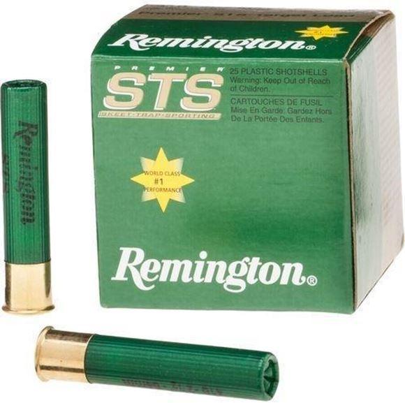 """Picture of Remington Target Loads, Premier STS Target Loads Shotgun Ammo - 410, 2-1/2"""", MAX DE, 1/2oz, #9, Extra Hard STS Target Shot, 250rds Case, 1200fps"""