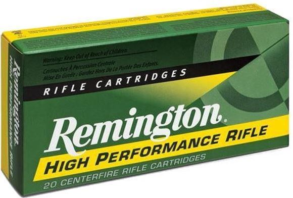 Picture of Remington Centerfire Rifle Ammo - 45-70 Govt, 405Gr, SPCL, Full Pressure Load, 20rds Box