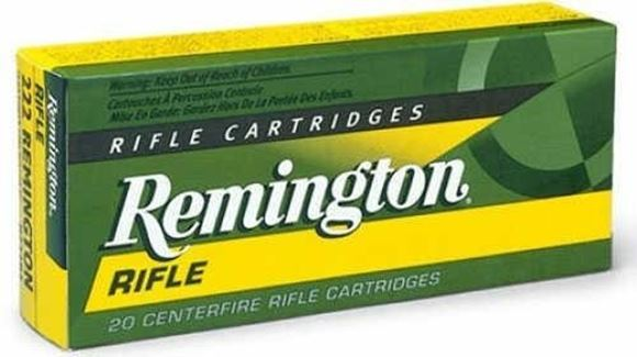 Picture of Remington Express Centerfire Rifle Ammo - 338 Marlin Express, 250Gr, SP, 20rds Box