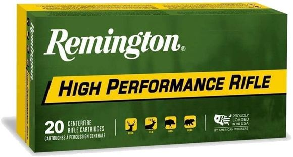 Picture of Remington Express Centerfire Rifle Ammo - 223 Rem, 55Gr, PSP, 20rds Box