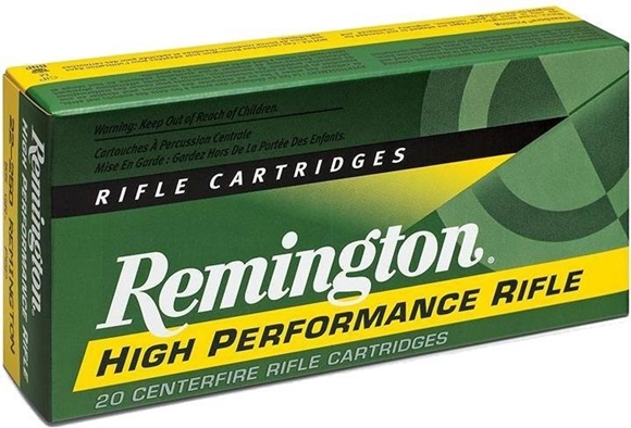Picture of Remington Core-Lokt Centerfire Rifle Ammo - 280 Rem, 150Gr, Core-Lokt, Pointed Soft Point, 20rds Box, 2890fps