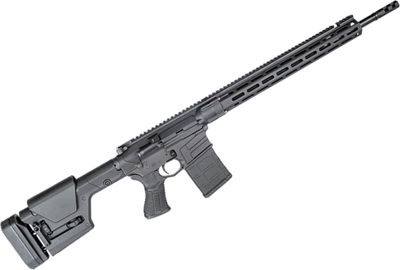 """Picture of Savage Arms MSR10 Long-Range Semi Auto Rifle - 308, 20"""", 1:10"""" 5R Right-hand, Custom Forged Receivers, Free-Float M-LOK Handguard, Two-Stage Trigger, Magpul PRS Stock, Side Charging Handle"""