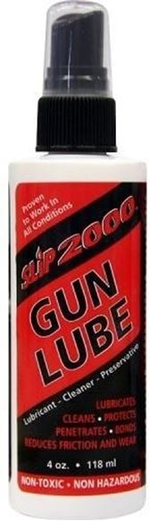 Picture of Slip 2000 Lubricants, Gun Lube - Lubricant-Cleaner-Preservative, 4oz Pump Spray Bottle