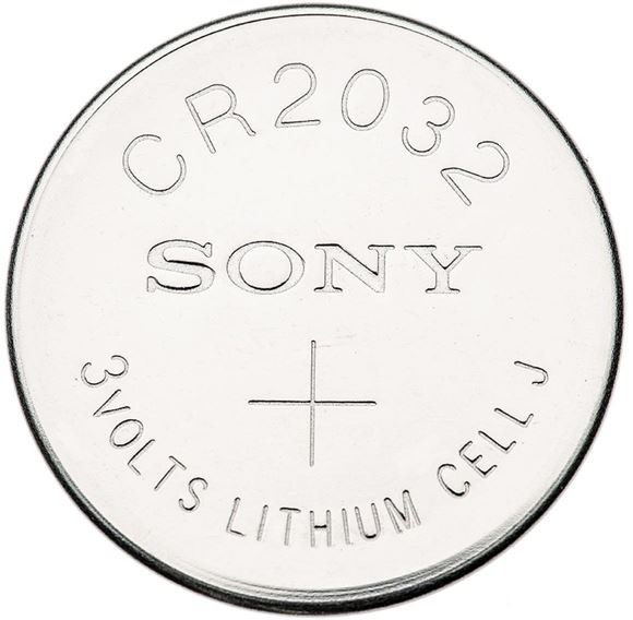 Picture of Sony CR2032 Lithium Cell 3V Battery