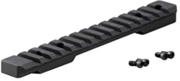 Picture of Talley Tactical Products, Picatinny Rails - Picatinny Base, For Savage with Accutrigger, w/20 MOA, Short Action