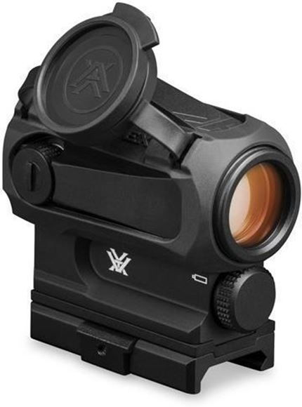 Picture of Vortex Optics, SPARC AR Red Dot - DRT (MOA) Reticle, 1/2 MOA Adjustment, 12 Variable Illumination Settings