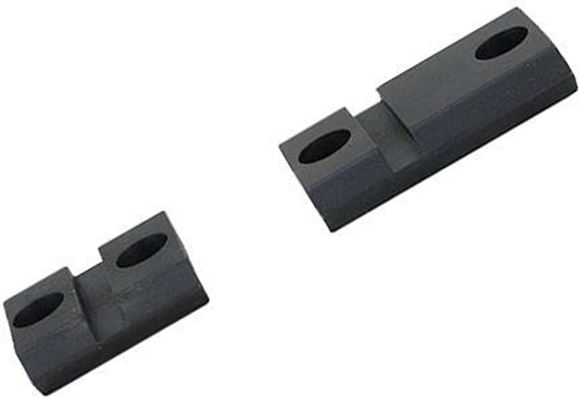 Picture of Warne Scope Mounts Bases, 2 Piece - Maxima Steel M889/843, Matte, For Kimber 84, Short & Long Action, 8-40 Screws