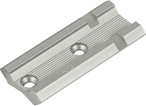 Picture of Weaver Top Mount Aluminum Base - #36S