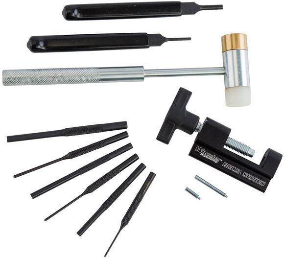 Picture of Wheeler Engineering Gunsmithing Supplies Gunsmithing & Cleaning - Delta Series AR-15 Roll Pin Install Tool Kit
