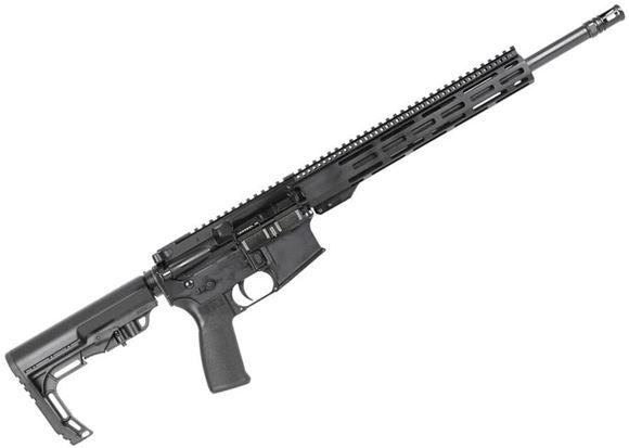 Picture of Radical Firearms RF-15 Semi-Auto Rifle - 5.56 Nato, 16'' SOCOM Contour Barrel, 1-7 Twist, Forged Mil-Spec Receiver, 12'' FCR (M-Lok) Handguard, MFT Minimalist Stock, A2 Flash Hider