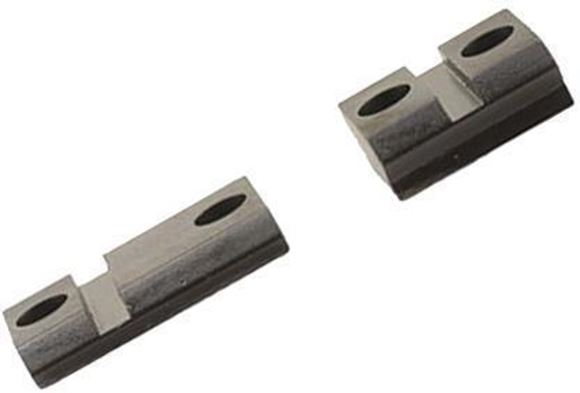 Picture of Warne Scope Mounts Bases, 2 Piece - Maxima Steel M887/841, Matte, For Kimber 8400, Short & Long Action, 8-40 Screws
