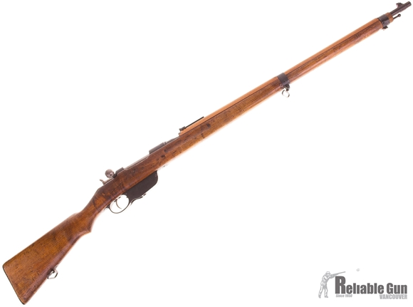 Picture of Used Steyr Mannlicher M95/30 Bolt-Action 8x56R, Full Military Wood, No Clips, Good Condition