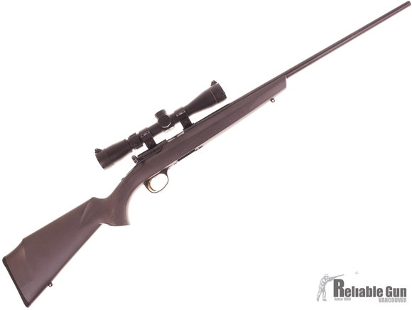 "Picture of Used Browning T-Bolt Composite Sporter Bolt Action Rifle - 22 Win Mag, 22"", Blued, 10rds, With Leupold Freedom 2-7 Rimfire, Excellent Condition"