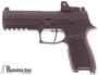 Picture of Used Sig Sauer P320 RX 9mm Semi Auto Pistol, 9mm Luger, Sig Romeo1 Red Dot, 5 Mags, Excellent Condition