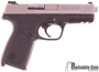 Picture of Used Smith & Wesson SD9VE Semi-Auto 9mm, With 2 Mags, Very Good Condition