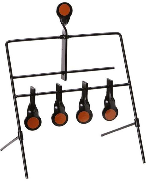 Picture of Allen Shooting Accessories, Targets/Throwers - EZ Aim Steel Resetting Spinner Target, For Use With 22 Rimfire & Airguns