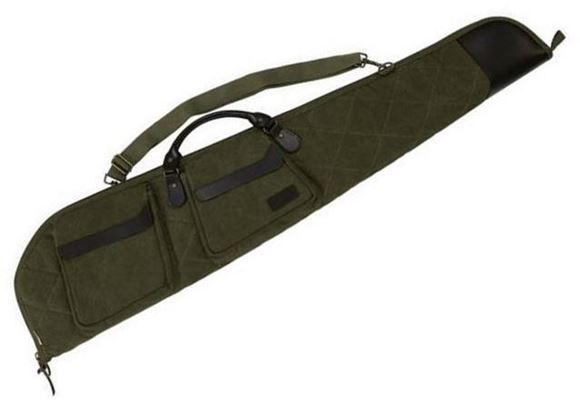 "Picture of Allen Shooting Gun Cases, Premium Cases - North Platte Heritage Rifle Case, 48"", Olive"