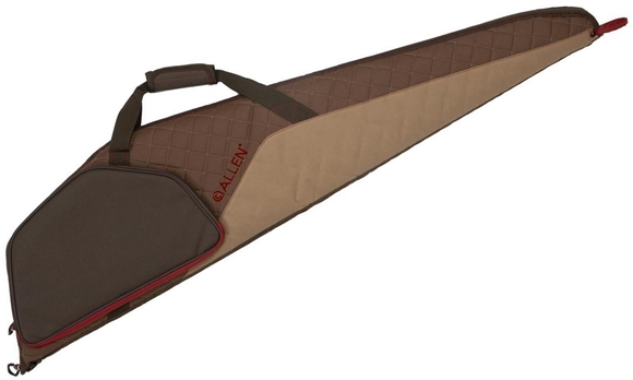 "Picture of Allen Shooting Gun Cases, Standard Cases - Huntsman Rifle Case, 43"", Taupe/Brown"