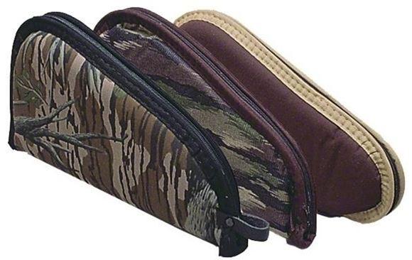 """Picture of Allen Shooting Gun Cases, Handgun Cases - Cloth Handgun Cases, 13"""", Assorted Earth Tones & Camo"""