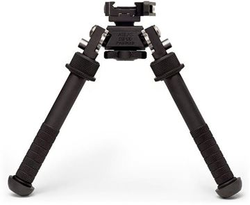 Picture of B&T Industries Atlas Bipods - BT10, Model V8, ADM 170-S Lever, Mounts Directly to Any 1913 Style Picatinny Rail