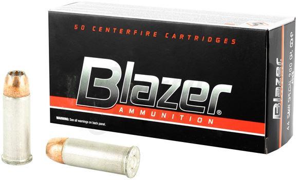 Picture of CCI Blazer Ammunition - 44 S&W Special, 200gr GDHP, 1000rds Case