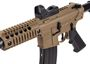 Picture of Bushmaster Air Guns - Bushmaster MPW Full Auto w/ Red Dot, CO2 Powered, 430 FPS, Blowback, Steel BB