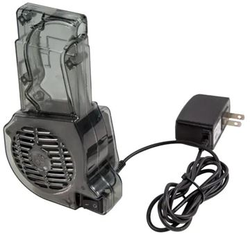 Picture of Caldwell Shooting Supplies - Accumax AR Barrel Cooler, 12V Rechargeable Fan