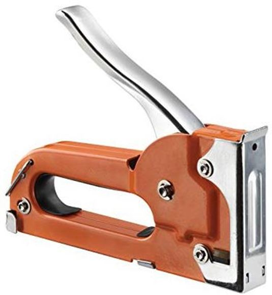 "Picture of Champion Target Accessories, Staple Gun, Uses JT21 Staples(5/15""), Orange"