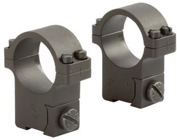 Picture of CZ 455 Ring Mount - 30mm, Steel, 11mm Dovetail, Pair