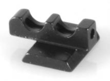 Picture of Evolution Gun Works (EGW) Pistol Parts - 65 Degree Fiber Optic Front Sight, .185 Diameter