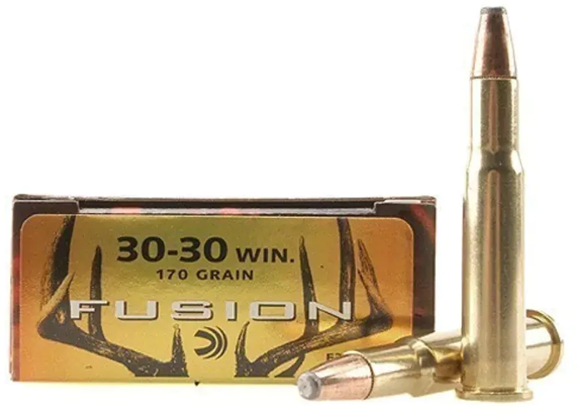 Picture of Federal Fusion Rifle Ammo - 30-30 Win, 170Gr, Fusion, 20rds Box