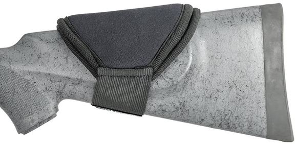 Picture of GrovTec GT Tactical Accessories - Padded Comb Riser, Neoprene, Black