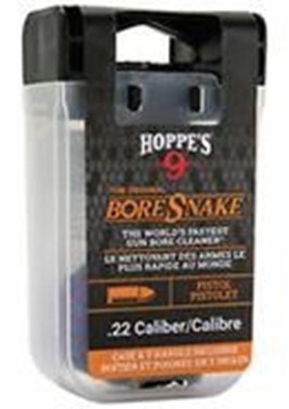 Picture of Hoppe's No.9 The BoreSnake Den - Pistol, .22 Cal