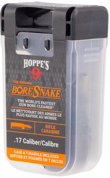 Picture of Hoppe's No.9 The BoreSnake Den - Rifle, .17 Cal (.17 HMR)