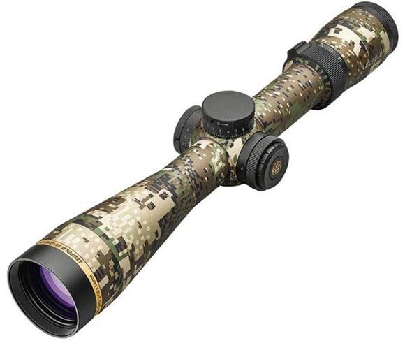 Picture of Leupold Optics, VX-6HD Riflescopes - 3-18x44mm, Sitka Subalpine Camo, 30mm, CDS-ZL2, Matte, Side Focus, Illuminated Firedot TRI-MOA