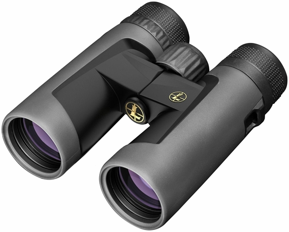 Picture of Leupold Optics, BX-2 Alpine Binoculars - 10x42mm, Center Focus Roof Prism, Shadow Gray