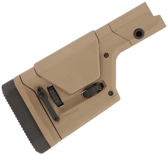 Picture of Magpul Buttstocks - PRS Precision-Adjustable, Gen 3, AR15/M16 & AR10/SR25, FDE