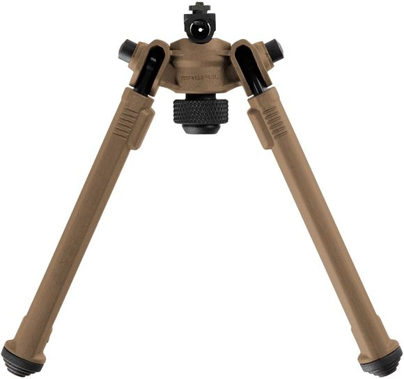 "Picture of Magpul Accessories - Bipod, M-LOK Attachment, Pivot & Transverse, Adjustable 6"" - 10"", FDE"