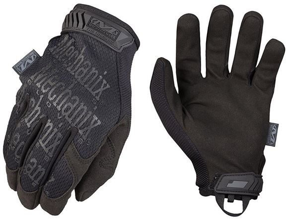 Picture of Mechanix Wear Apparel, Gloves - Original Gloves, Black, XL