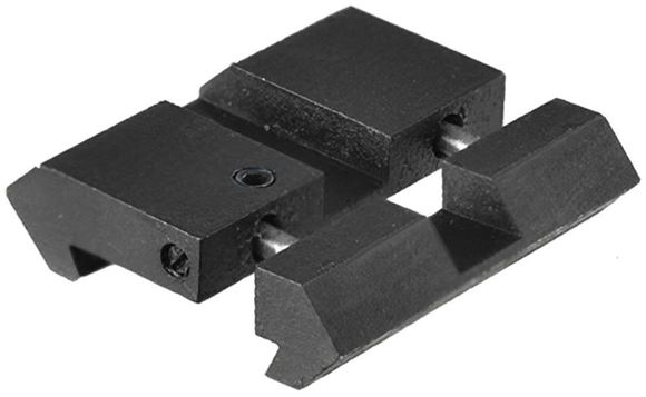 Picture of UTG Rimfire Dovetail to Picatinny Adapter 2-pc