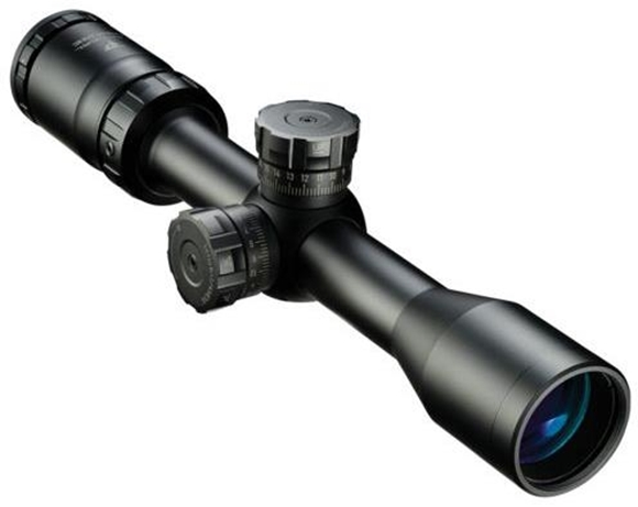 "Picture of Nikon Sport Optics Riflescopes, Tactical Riflescopes - P-Tactical Rimfire, 2-7x32mm, 1"", Matte, MK1-MOA, 1/4 MOA Click Adjustment, Fully Multicoated, Waterproof/Fogproof/Shockproof"