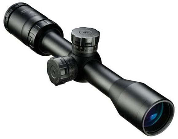 "Picture of Nikon Sport Optics Riflescopes, Tactical Riflescopes - P-Tactical Rimfire, 2-7x32mm, 1"", Matte, BDC 150, 1/4 MOA Click Adjustment, Fully Multicoated, Waterproof/Fogproof/Shockproof"