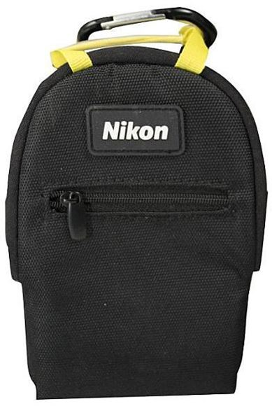 Picture of Nikon Sport Accessories/Cases - Snap Pack Binocular Case, Silent Magnetic Flap, Zippered Compartment, Side Straps (Fits Small Binoculars, Rangefinders, Cameras, Etc.)
