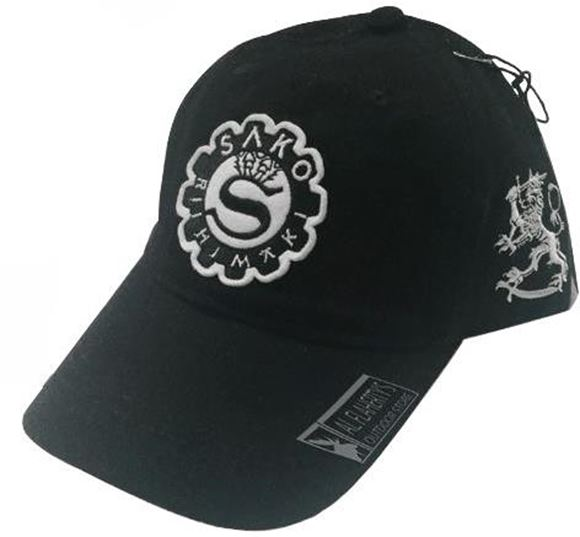 Picture of Sako Limited Edition Heritage Cap, Black