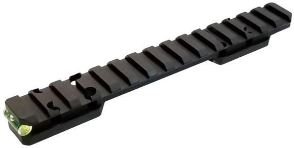 Picture of Talley Tactical Products, Picatinny Rails - Picatinny Base, For Remington 700,721,722,725,40X, Bergara B-14, w/20 MOA, Anti-Cant Indicator, Short Action