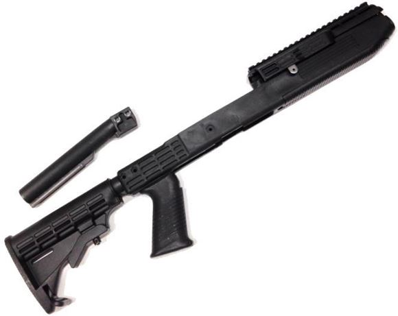 Picture of Tapco Intrafuse Ruger Mini 14/Thirty Components - Intrafuse Stock System, Black