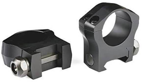 "Picture of Warne Scope Mounts Rings, XP Mountain Tech - 1"", Picatinny, Medium, Matte"