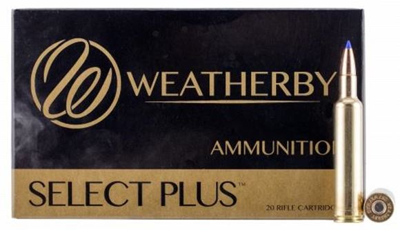 Picture of Weatherby Ultra-High Velocity Rifle Ammo - 257 Wby Mag, 100Gr, Barnes TTSX, 20rds Box